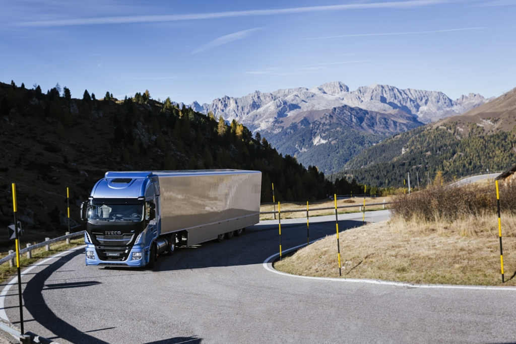 natural gas vehicles IVECO