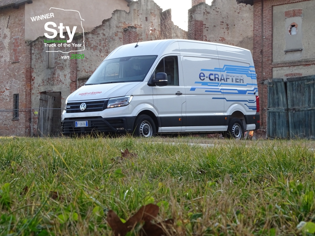 VW e-CRAFTER 3