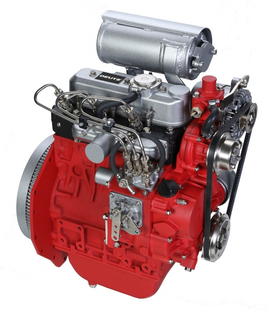 Deutz engines available