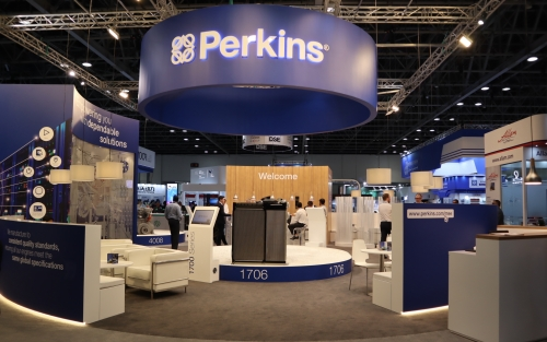 Perkins and power generation