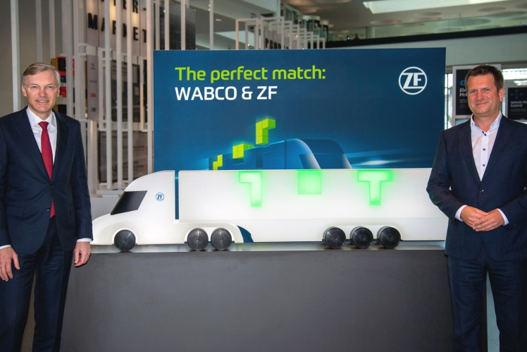 ZF and Wabco