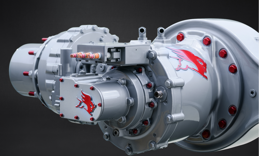 Meritor and electrification