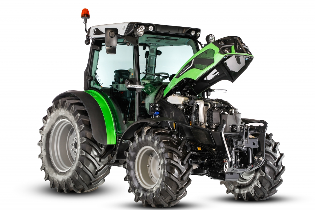 Deutz-Fahr and SAME Farmotion