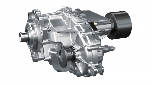borgwarner electric motor