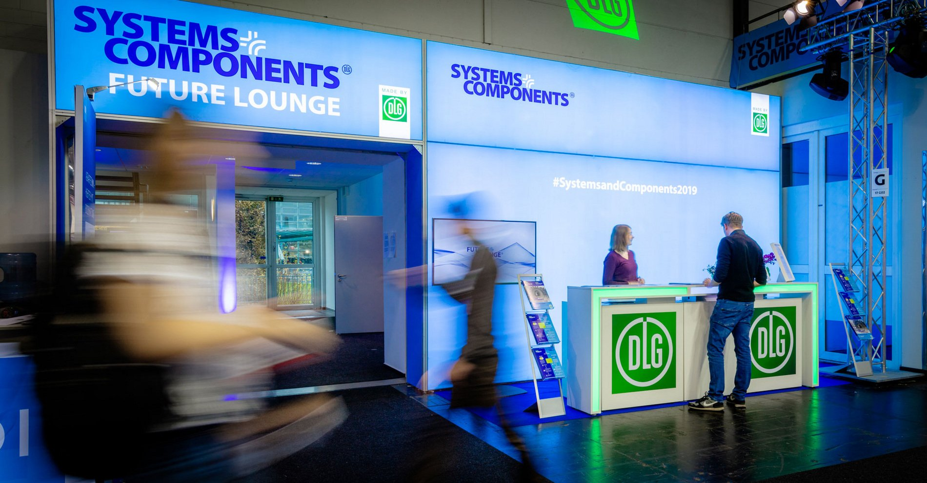 Agritechnica Systems and components